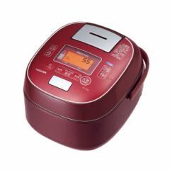 東芝 RC-10VSL-RS 真空圧力IHジャー炊飯器(5.5合炊き) ディープレッドTOSHIBA 鍛造かまど銅釜[RC10VSLRS]【返品種別A】