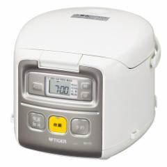 タイガー JAI-R551W マイコン炊飯ジャー(3合炊き) ホワイトTIGER 炊きたてミニ[JAIR551W]【返品種別A】