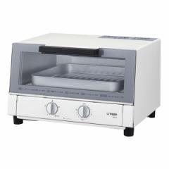 タイガー KAM-H130-W オーブントースター ホワイトTIGER やきたて[KAMH130W]【返品種別A】