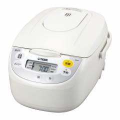 タイガー JBH-G101-W マイコン炊飯ジャー(5.5合炊き) ホワイトTIGER[JBHG101W]【返品種別A】