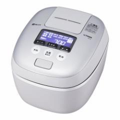 タイガー JPC-A181-WH 圧力IH炊飯ジャー(1升炊き) ホワイトグレーTIGER 炊きたて[JPCA181WH]【返品種別A】