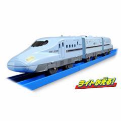 タカラトミー プラレール S-04 ライト付N700系新幹線みずほ・さくら 【返品種別B】