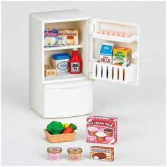 エポック社 冷蔵庫セット【カ-415】シルバニアファミリー 【返品種別B】