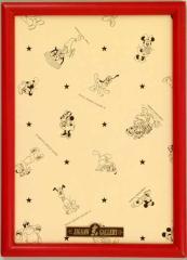 テンヨー ディズニー専用木製パネル【1000P用】レッド 【返品種別B】