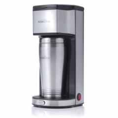 CCP BONABONA BZ-TC80-BK タンブラー付きコーヒーメーカー ブラックシー・シー・ピー[BZTC80BK]【返品種別A】