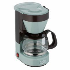 ラドンナ K-CM1-PA コーヒーメーカー PALE AQUALADONNA Toffy4カップコーヒーメーカー[KCM1PATOFFY]【返品種別A】