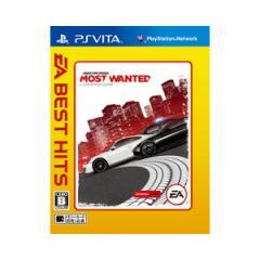 【PS Vita】EA BEST HITS ニード・フォー・スピード モスト・ウォンテッド VLJM35056ニードフォー【返品種別B】