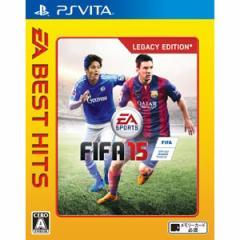 【PS Vita】EA BEST HITS FIFA 15ベスト フィファ VLJM35364【返品種別B】