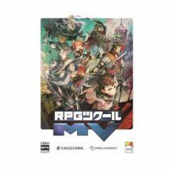 スパイク・チュンソフト RPGツク-ルMV-WD RPGツクール MV[RPGツクルMVWD]【返品種別B】