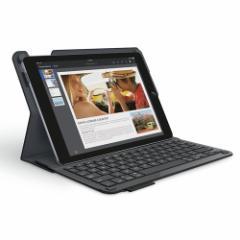 ロジクール IK1051BK iPad Air 2用 キーボード一体型保護ケース ブラックlogicool TYPE+[IK1051BK]【返品種別A】