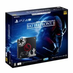PlayStation 4 Pro Star Wars Battlefront II Limited Edition【お一人様一台限り】 CUHJ-10019 PS4Pro SWBFリミエディ【返品種別B】