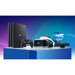 PlayStation 4 Pro PlayStation VR Days of Play Pack 2TB【返品種別B】