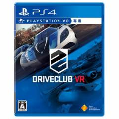 【PS4】DRIVECLUB VR(PlayStation VR専用)ドライブクラブ PCJS-50014【返品種別B】