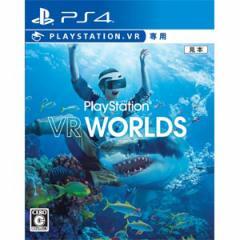 【PS4】PlayStation(R)VR WORLDS(PlayStation VR専用) PCJS-50016【返品種別B】