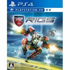 【PS4】RIGS Machine Combat League(PlayStation VR専用)リグス マシン コンバット・リーグ PCJS-50017【返品種別B】