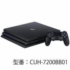 PlayStation 4 Pro ジェット・ブラック 1TB【返品種別B】
