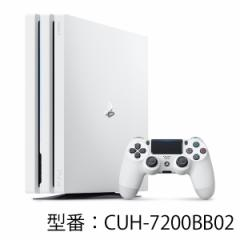 PlayStation 4 Pro グレイシャー・ホワイト 1TB【返品種別B】