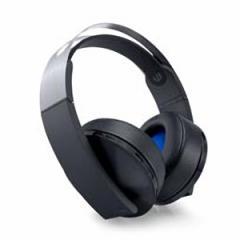 【PS4】プレミアムワイヤレスサラウンドヘッドセット CUHJ-15005【返品種別B】