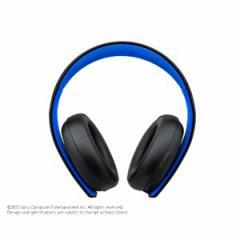 【PS4】ワイヤレスサラウンドヘッドセット CUHJ-15001【返品種別B】