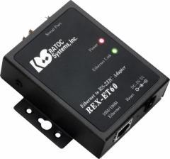 ラトックシステム REX-ET60 Ethernet to RS-232Cコンバーター[REXET60]【返品種別A】