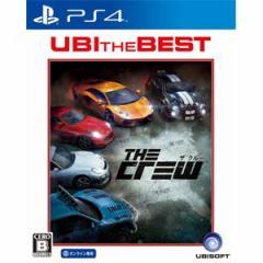 【PS4】ユービーアイ・ザ・ベスト ザ クルー PLJM-80121ザクルー【返品種別B】