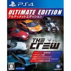 【PS4】ザ クルー アルティメットエディション PLJM-80207【返品種別B】