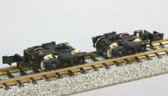 カトー (N) 11-098 Bトレインショーティ対応 小型車両用台車 急行電車1 2個入 KATO 11-098キュウコウ【返品種別B】