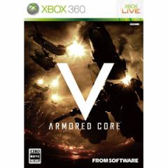 【Xbox 360】ARMORED CORE V(アーマード・コア・ファイブ) JES1-00161【返品種別B】