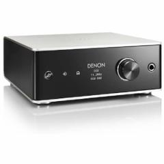デノン DA-310USB-SP ハイレゾ対応USB-DAC/ヘッドホンアンプ【シルバー】DENON[DA310USBSP]【返品種別A】