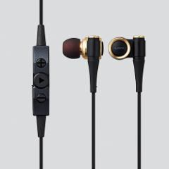 エレコム LBT-HPC1000AVGD Bluetooth対応ダイナミック密閉型カナルイヤホン(ゴールド)ELECOM[LBTHPC1000AVGD]【返品種別A】