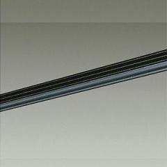 ダイコー L-7039 配線ダクトレール【要電気工事】(ブラック)DAIKO[L7039]【返品種別A】