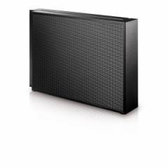 I/Oデータ HDCZ-UT1K USB3.0 外付けハードディスク 1.0TB(ブラック)HDCZ-UTシリーズ[HDCZUT1K]【返品種別A】