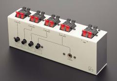 ラックス AS-5-3 スピーカー・セレクターLUXMAN[AS53]【返品種別A】