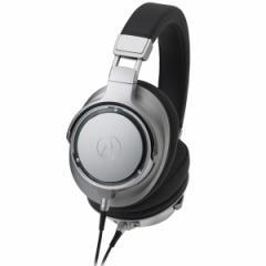 オーディオテクニカ ATH-SR9 ハイレゾ対応ヘッドホンaudio-technica ポータブルヘッドホン[ATHSR9]【返品種別A】