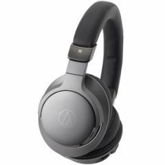 オーディオテクニカ ハイレゾ対応ヘッドホン(スティールブラック) audio-technica ワイヤレスヘッドホン ATH-AR5BTBK【返品種別A】