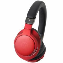 オーディオテクニカ ハイレゾ対応ヘッドホン(ボルドーレッド) audio-technica ワイヤレスヘッドホン ATH-AR5BTRD【返品種別A】