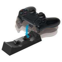 【PS4】置くだけ充電スタンド for DUALSHOCK4 PS4-017【返品種別B】