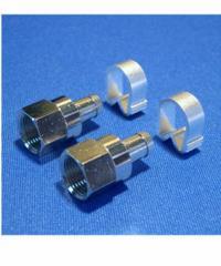 日本アンテナ F510 5C用 F型接栓 【10個セット】(同軸ケーブル用)[F510]【返品種別A】