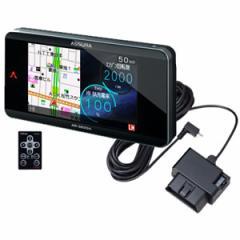 セルスター AR-383GA116 GPS内蔵 レーダー探知機 + OBDIIアダプターセットCELLSTAR ASSURA(アシュラ)[AR383GA116]【返品種別A】