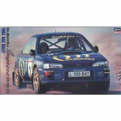 """ハセガワ 1/24 スバル インプレッサ WRX """"1993年 RAC ラリー""""【20297】プラモデル 【返品種別B】"""