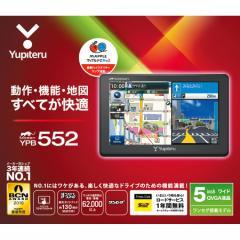 ユピテル YPB552 5.0型 ワンセグチューナー内蔵 ポータブルナビゲーションYUPITERU MOGGY[YPB552]【返品種別A】