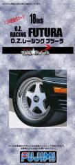 フジミ 1/24 THE★ホイールシリーズ 18inch OZレーシング FUTURA【TW42】プラモデルパーツ 【返品種別B】