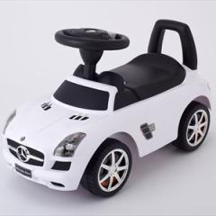 野中製作所 乗用メルセデスベンツ SLS AMG(ホワイト) 【返品種別B】
