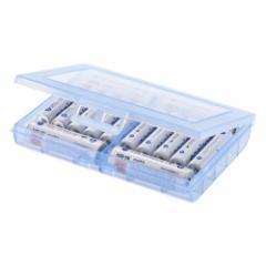 サンワサプライ DG-BT5BL 電池ケース 単三形、単四形対応(ブルー)[DGBT5BL]【返品種別A】