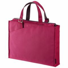 サンワサプライ BAG-CA4P 16.4型ワイド対応パソコンバッグ(ピンク)[BAGCA4P]【返品種別A】