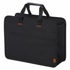 サンワサプライ BAG-BOX3BK2 らくらくPCキャリーL(15.6型ワイドまで)[BAGBOX3BK2]【返品種別A】