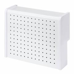 サンワサプライ CB-BOXS5WN ケーブル&タップ収納...