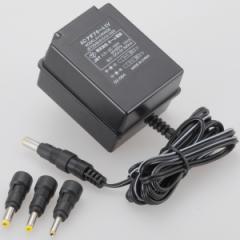 オーム AV-DR455E(03-1994) 4.5V ACアダプターOHM[AVDR455E031994]【返品種別A】