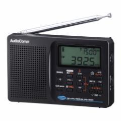 オーム RAD-S600N DSPワールドレシーバーAudioComm OHM[RADS600N077975]【返品種別A】