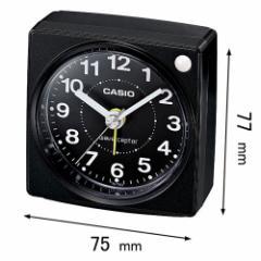 カシオ 目覚まし時計 TQ-750J-1JF[TQ750J1JF]【返品種別A】